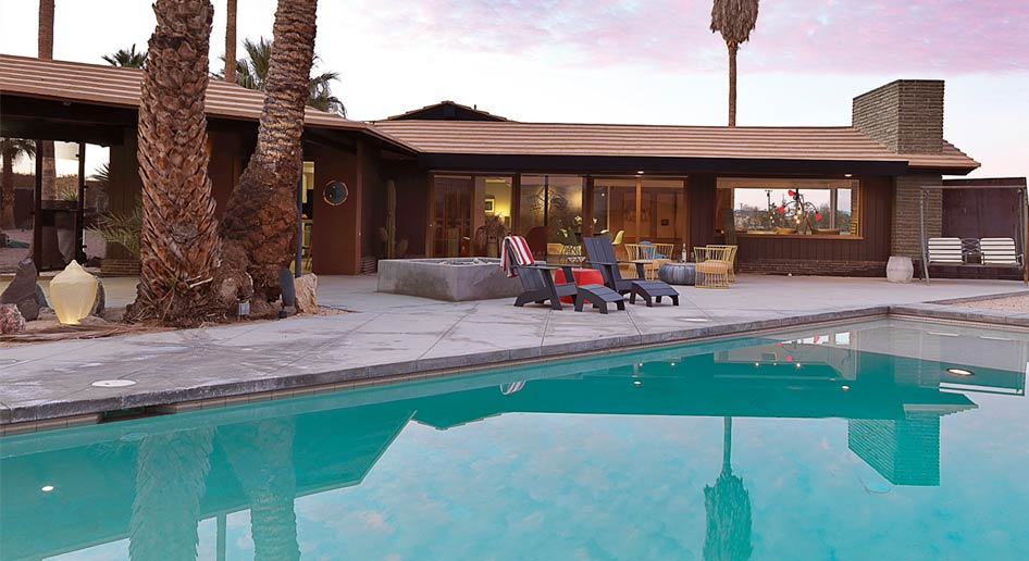 Munchkinville - Palm Springs Celebrity Homes